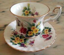 Royal Albert Tazza da Caffè Spring Wood serie Country Life in porcellana inglese