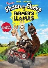 Shaun The Sheep Farmers Llamas - TV Animation DVD