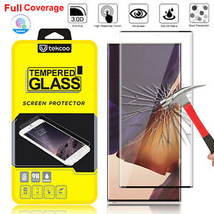 Samsung Galaxy Note 20/20 Ultra 5G Full Coverage Tempered Glass Screen Protector