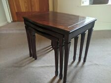 nest of 3 coffee table
