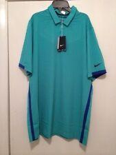 NWT NIKE Major Moment Elite 26 Men's Golf Polo XL 639918 Retails 85