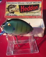HEDDON 9630 BGL Punkinseed And box VINTAGE Plastic FISHING LURE dowagiac Spook