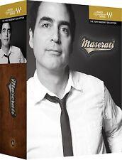 Waves Tony Maserati Artist Signature Series v9 Version 9 Soundgrid, Native