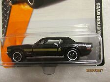 Matchbox FORD MUSTANG GT/CS New Sealed on Card