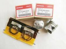 Honda C92 CA92 Piston & Ring Set OS 0.50 (Diameter 44.50mm.) Brand New