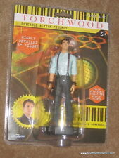 "DR WHO TORCHWOOD 5"" ACTION FIGURE - CAPTAIN JACK HARKNESS - MINT"