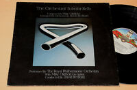 MIKE OLDFIELD + ORCHESTRAL LP TUBULAR BELLS-1°ST ITALY 1975 AUDIOFILI EX+