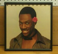 Eddie Murphy: Comedian , Framed Record Album, Excellent Condition!
