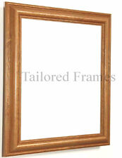 Solid Wooden Picture Photo Frames to Stand and Wall Hanging in All Sizes. Antique Pine (no 19) 60 X 80cm