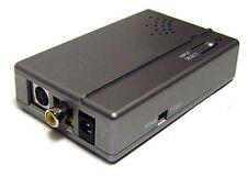 Composite CVSB RCA S-Video to Component Video RGB Format Converter