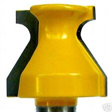 "1 PC 1/2""SH Door Lip Finger Grip w/ 3/16"" Radius Router Bit  sct-888"
