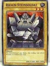 Yu-Gi-Oh - 3x Riesen-Steinsoldat - YSYR - Starter Deck Yugi Reloaded