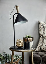 Tischlampe Tischleuchte 'Mirelle' Metall schwarz Industrial Loft Lene Bjerre