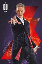 Doctor Who (12th Doctor) - Maxi Poster - 61cm x 91.5cm - PP33450 - 656