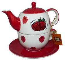 Tea For One Zilly Cha Cult kleine Teekanne mit Teetasse Keramik