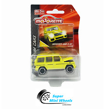 Majorette Mercedes-AMG G 63 (Yellow) Premium Cars 1:64 Mijo Exclusives