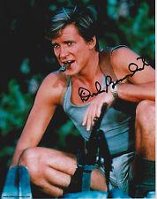 Dirk Benedict THE A-TEAM Original Signed 10x8 photo autograph COA