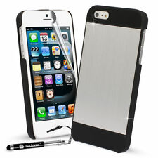 Carcasas metálicas de color principal plata para teléfonos móviles y PDAs