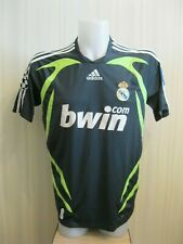 Real Madrid 2007/2008 Third Size M Adidas shirts jersey maillot soccer football