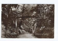Postcard Sandy Lane Maidstone Coopers RP Mereworth West Farleigh 1910