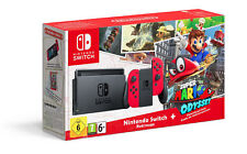 Nintendo Switch Limited Super Mario Odyssey Edition y compris GAME BRAND NEW