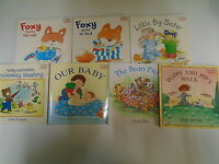 * 7 WONDERFUL COLLINS CHILDRENS BOOKS by VARIOUS AUTHORS * UK POST £3.25* PB *