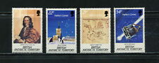 B.A.T.  1986  #129-32   comet space Halley   4v.  MNH   F556