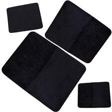 Black High Quality Professional Card Deck Mat Close Up Magic Tricks Pad Toy BDAU