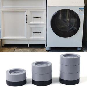 Anti Vibration Feet Pads Washing Machine Rubber Mat Pad Dryer Fixed Home DIY HOT