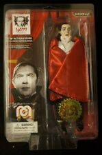"""DRACULA - 8"""" MEGO Vampire Action Figure #157 / Horror Monster w Protective Case"""