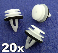20x BMW Interior Plastic Trim Clips- Front & Rear Door Card Panel Fascia/ Lining