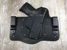 IWB Holster Smith & Wesson M&P Shield 9 / 40 / 45 EDC kydex Concealment HYBRID