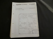 Original Service Manual Blaupunkt Autoradio  Equalizer- Booster BEB 60