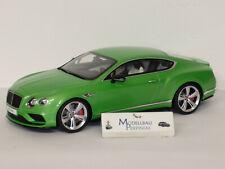 Bentley Continental GT  GTSpirit 1:18