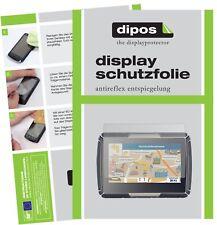 3x NavGear TourMate N4 Schutzfolie matt Displayschutzfolie Folie Display Schutz