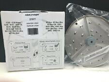 "Oem Robot Coupe 2R301/R2Dice Rg2 Food Processor Grater Grating Disc 27577 5/64"""