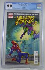 Amazing Spider-Man #674 CGC 9.8 Green Goblin Variant