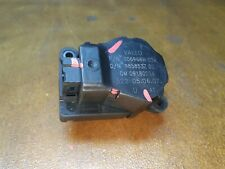 Saab 9-3 1.8 2007. Heater blower Control Flap Motor. GM 09180204