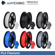 Anycubic 1,75mm PLA Premium Filament 1KG Spule Rolle für 3D-Drucker