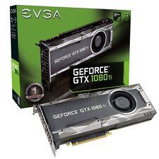 EVGA GeForce GTX 1080 Ti GAMING 11GB GDDR5X DX12 Graphics Cards 11G-P4-5390-KR