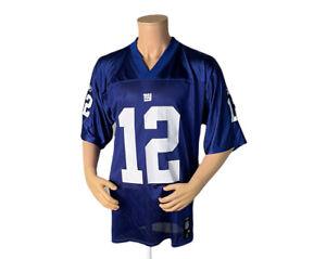 New York Giants Steve Smith # Reebok  Jersey Sz Medium Blue New