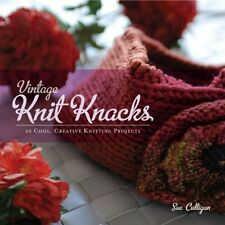 Vintage Knit Knacks,Sue Culligan