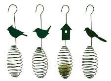 Esschert Design Ressort D'Alimentation Vert Foncé Vogelgutter Futterglocke