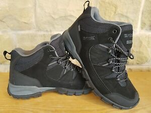 Regatta Holcombe IEP Mid Mens Waterproof All Terrain Walking Hiking Boots