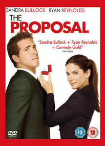 THE PROPOSAL - DVD - NEW SEALED** FREE POST**