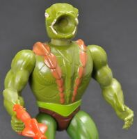 MOTU Masters Of The Universe Kobra Khan Action Figure 1983 Complete