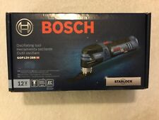 New Bosch GOP12V-28N 12V Max EC Brushless Starlock Oscillating Multi Tool (Bare)