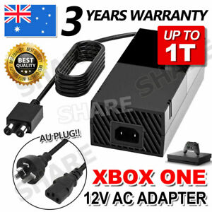 AC Adapter Mains Power for Xbox One AU Mains Power Supply Brick for Xbox One
