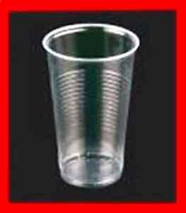 PP - Trinkbecher; Ausschankbecher; Einwegbecher; Bierbecher; 0,2 l für Slush usw