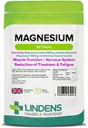 Magnesium MgO 500mg Tablets (90 pack) UK Manufacturer [Lindens 0403]